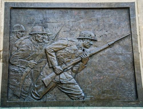 Monumentul Vânătorilor de Munte
